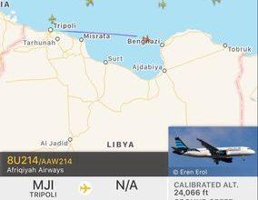 Photo of رحلة مباشرة لإعادة تدشين الخط الجوي بين مطاري (معيتيقة) و (بنينا) بعد توقف لأكثر من (18) شهر