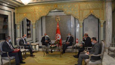 Photo of وزير الشؤون الخارجية والهجرة التونسي يستقبل وكيل وزارة الخارجية الليبية للشؤون الفنية بحكومة الوفاق الوطني