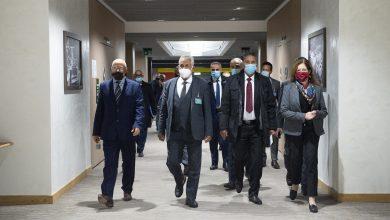 Photo of ختام اليوم الأول للجولة الرابعة من محادثات اللجنة العسكرية المشتركة الليبية في جنيف