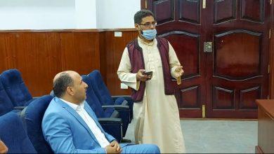 Photo of محاضرة ضد ظاهرة القتل العمد بكلية الآداب ببني وليد