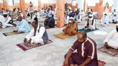 Photo of بعد توقف لأشهر.. عودة صلاة الجمعة فى المسجد العتيق بالغريفة