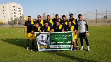 Photo of مباراة تكريمية لرئيس نادي الوفاق الراحل (السنوسي الضبيع) باجدابيا