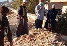 Photo of زيارة قسم الشبكات بشركة هاتف ليبيا الجبل الغربي لبلدية نسمة