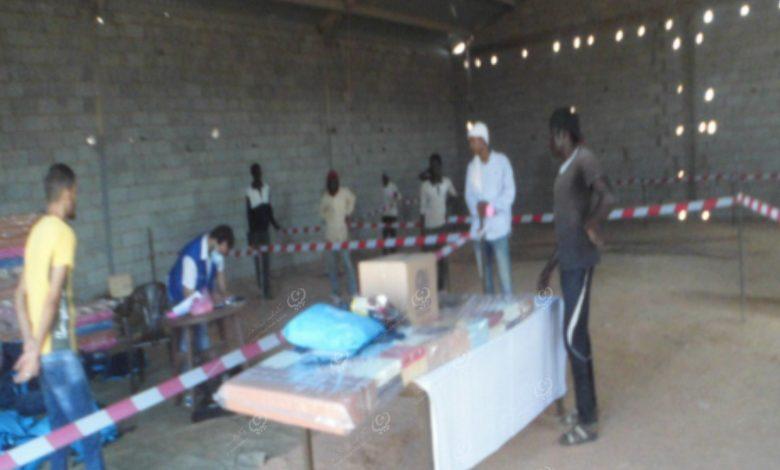 Photo of منظمة الهجرة الدولية تقدم مساعدات عينية للمهاجرين غير النظاميين بنسمة