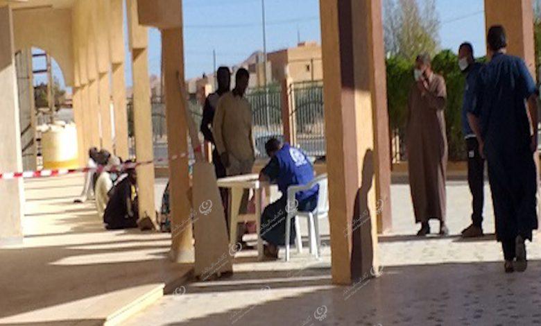 Photo of منظمة الهجرة الدولية تقدم مساعدات للمهاجرين غير النظاميين بمزدة