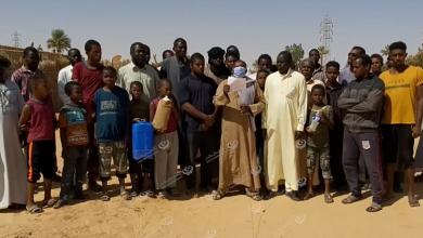 Photo of بيان أهالي شحلية والنجع حول شح المياه الصالحة للشرب