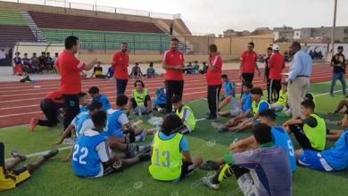 Photo of أكثر من (60) لاعبا يشاركون في تجمع لاعبي الاتحاد الفرعي خليج سرت