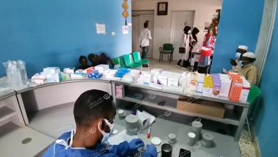 Photo of عيادة طبية مجانية تقدم خدماتها للمرضى وتوفر بعض الأدوية ببنت بية