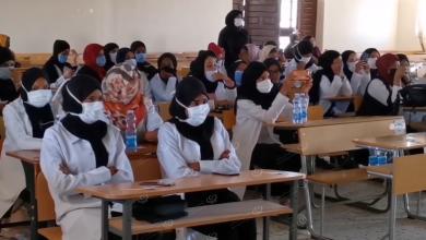 Photo of تخريج الدفعة الأولى (تمريض) لمنتسبي الهلال الأحمر بنت بية