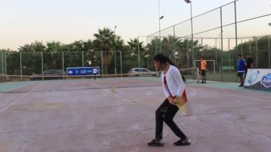 Photo of انطلاق البطولة التنشيطية للتنس الأرضي ببنغازي