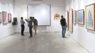Photo of معرض (دوايا) للحروفيات في موسمه الخامس