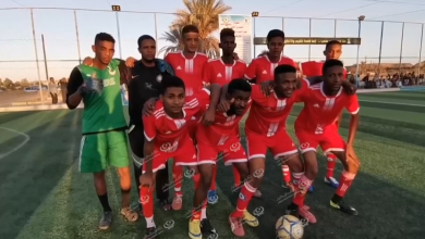 Photo of تواصل بطولة التحدي الأولى لكرة القدم الخماسية للأسبوع الثاني ببنت بية