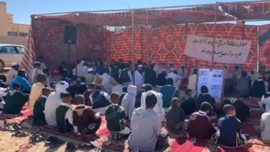 Photo of احتفالية أهالي منطقة درج بذكرى المولد النبوي الشريف
