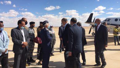 Photo of انطلاق جلسات الحوار العسكري والأمني ( 5+5) في غدامس