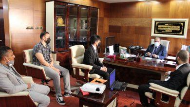 Photo of الشباب والرياضة تناقش مع لجنة الألعاب الإلكترونية رزنامة النشاط العام والإجراءات الإدارية