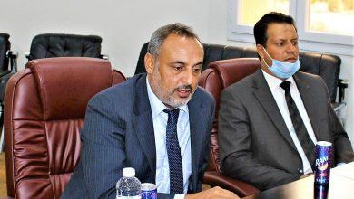 Photo of الاجتماع الرابع بشأن مشاركة الجامعات الليبية في الإعداد للمشروع الوطني لإدارة وبناء الدولة