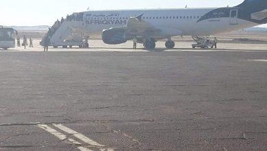 Photo of استئناف رحلات الخطوط الأفريقية لمطار سبها