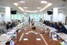 Photo of مراسم تسليم واستلام للجان الإدارات الجديدة بشركة زلاف ليبيا لاستكشاف وشركة مليته للنفط والغاز