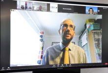 Photo of المؤسسة الوطنية للنفط تناقش سبل تطوير التعاون في مجال التدريب مع مجلس رجال الأعمال الليبي البريطاني