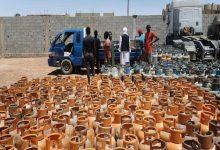 Photo of شركة البريقة لتسويق النفط تشرع في توزيع (37000) اسطوانة غاز طهي علي البلديات