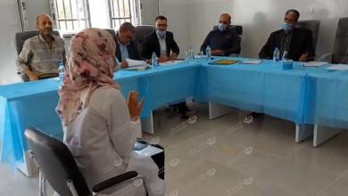 Photo of إجراء امتحانات القبول لاختيار العناصر الطبية للعمل بمستشفى الشمالية القروي ببني وليد