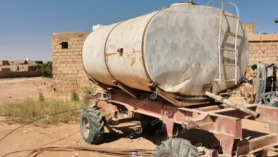 Photo of معاناة سكان محلة ابريك من ملوحة مياه الشرب في آبارها القديمة