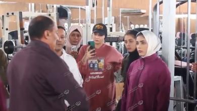 Photo of اختتام الدورة التدريبية حول رياضة كمال الأجسام واللياقة البدنية للمتدربات من النساء ببنغازي