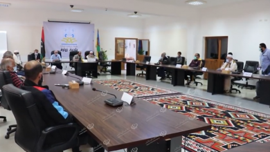 Photo of اجتماع مندوبي أندية المنطقة الغربية للتحضير لدوري السلام لكرة القدم