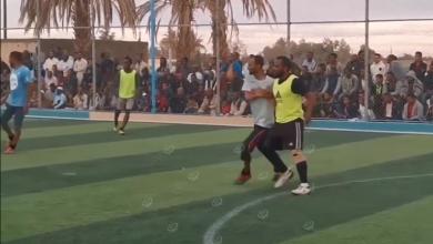 Photo of نتائج أولى مباريات دور الـ(8) لبطولة التحدي الأولى لكرة القدم الخماسية في الرقيبة