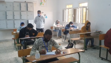 Photo of إطلاق الامتحانات النهائية لطلبة الشهادة الإعدادية في بني وليد