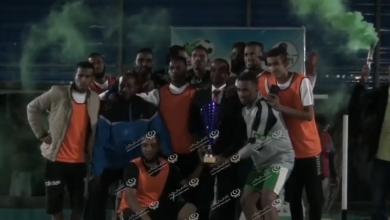 Photo of تتويج فريق التحدي ببطولة التحدي الأولى لكرة القدم الخماسية ببنت بية