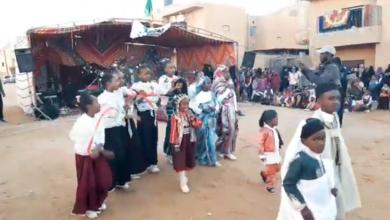 Photo of أهالي الغريفة يحتفلون بتدشين نافورة السلام