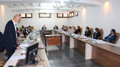 Photo of الجمعية العمومية للشركة الليبية الأفريقية للطيران القابضة تعقد اجتماعها الأول للعام (2020)