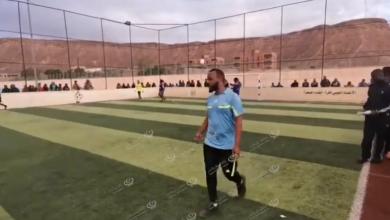 Photo of انطلاق مباريات بطولة (محمد الطاهر مختار) لكرة القدم للفئات السنية ببنت بية