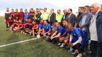 Photo of اختتام دوري السلام لقدامى رياضيي كرة القدم بالمنطقة الغربية