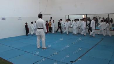 Photo of إجراء امتحانات ترقية الأحزمة لفريق أكاكوس للكاراتيه بقمينس