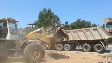 Photo of حملة تنظيف الطريق الممتد من منطقة (مسة) حتى (وادي الكوف)