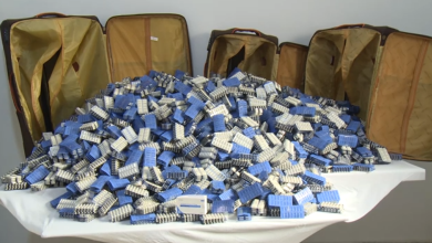 Photo of ضبط مواطن يقوم بترويج والاتجار بالمخدرات حبوب مهلوسة نوع (لاريكا)