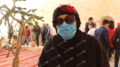 Photo of عدد من الشباب والعائلات ينظمون رحلة سياحية إلى (حوش الحفر) بغريان