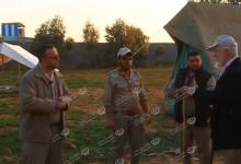 Photo of انطلاق المخيم الكشفي لمفوضيتي الخمس وزليتن بغابة الكشاف بوادي كعام