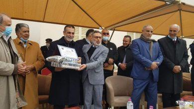 Photo of تكريم عدد من المتقاعدين التابعين لمديرية أمن الزاوية