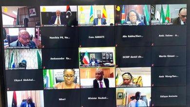 Photo of ليبيا تشارك في الاجتماع الوزاري للجنة العشرة بالاتحاد الأفريقي المعنية بإصلاح مجلس الأمن الدولي