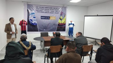 Photo of نادي الإشعاع يتعاقد مع أكاديمية (كينبس) الرياضية لتدريب فئة الناشئين