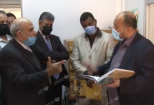 Photo of زيارة تضامنية للجنة الوطنية للتربية والثقافة والعلوم إلى المركز الليبي للمحفوظات والدراسات التاريخية