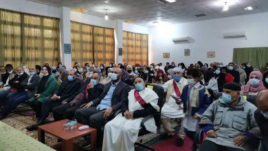 Photo of مراقبة تعليم حي الأندلس تحتفل باختتام النشاط المدرسي للعام الدراسي (2019-2020)