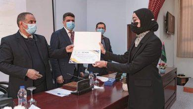 Photo of المعهد الوطني للإدارة وديوان المحاسبة يحتفلان بتخرج الدفعة الثالثة من مبادرة (لبنة)