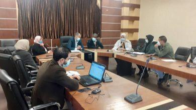 Photo of اجتماع لإطلاق الحملة الوطنية للعودة المدرسية تحت شعار (نعود بمسؤولية نعود بحذر)