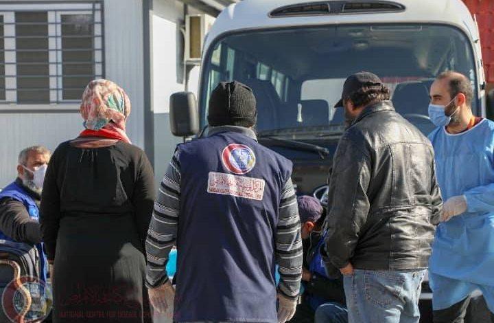 Photo of حملة مسح صحي لمرض الدرن في مراكز إيواء المهاجرين بمدينة طرابلس