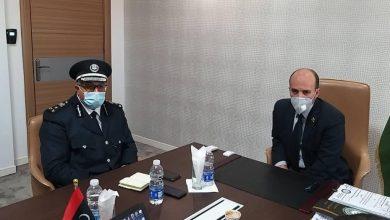 Photo of وزير التعليم يجتمع مع رئيس جهاز حراسة المرافق التعليمية