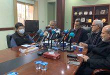 Photo of اجتماع في غرفة التجارة والصناعة طرابلس لبحث أزمة الدقيق ورغيف الخبز